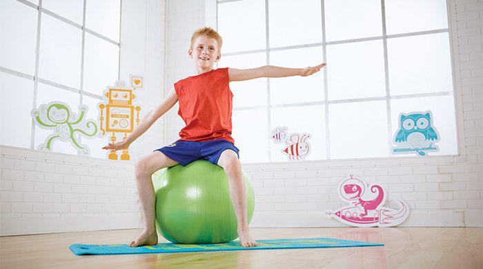 Kids Stability Ball