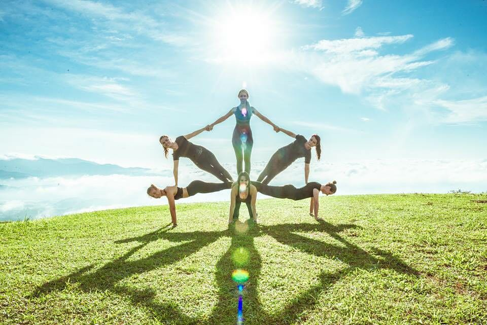Tips on giving amazing outdoor workouts