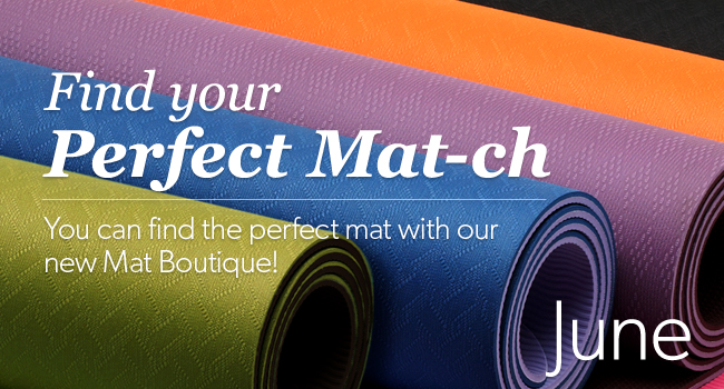 Find your perfect Mat-ch!