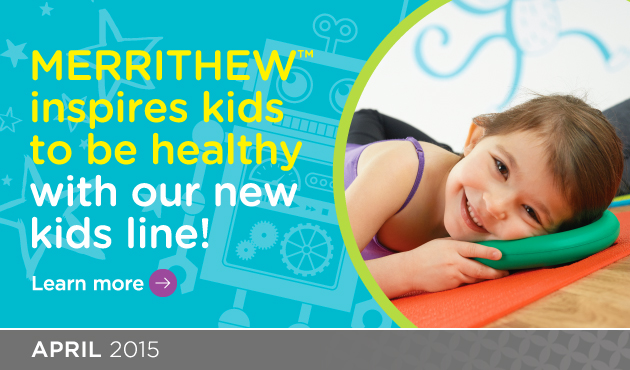 Merrithew Inspires Kids to be Healthy