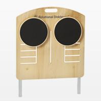 Rotational Diskboard