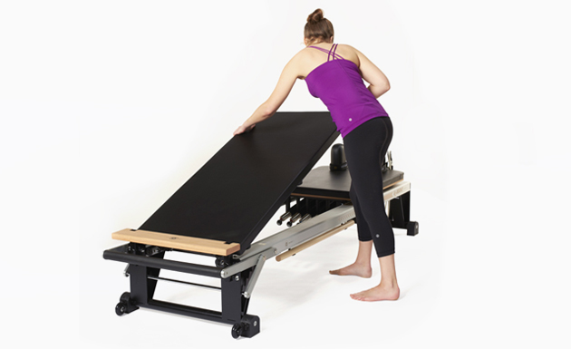 Why add a Vertical Frame and Mat Converter to my Reformer?
