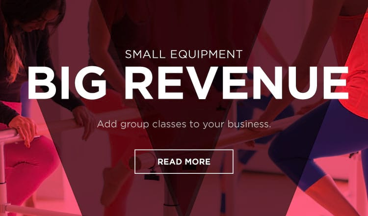 Small Equipment, Big Revenue