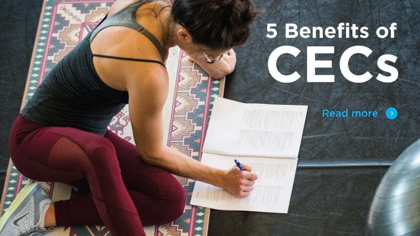 5 Benefits of CECs
