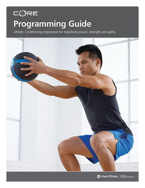 CORE Athletic Conditioning & Performance Training - Program Guide