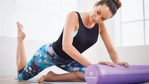 How to choose the right foam roller for myofascial release