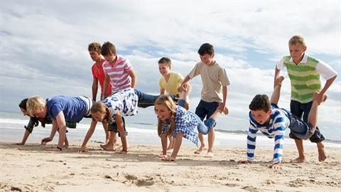 Mindful Movement Programming for Kids: 10 fun exercises to get kids moving