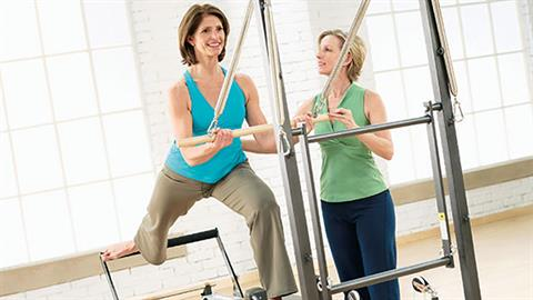 Reformer Series: STOTT PILATES® for Active Aging
