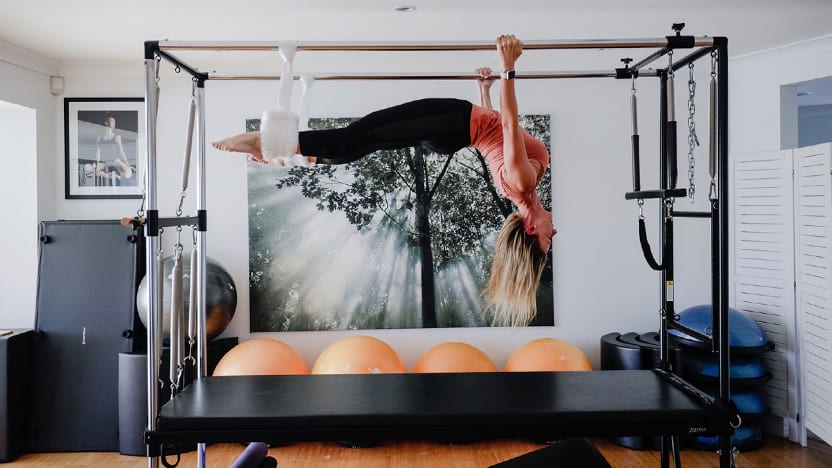 How to build an At Home Pilates Studio