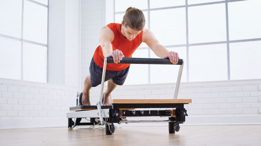 At Home Reformer Challenge - Week 3 Core