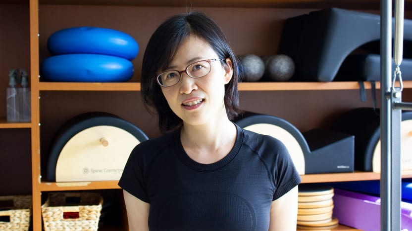 Instructor Trainer Stella Xu