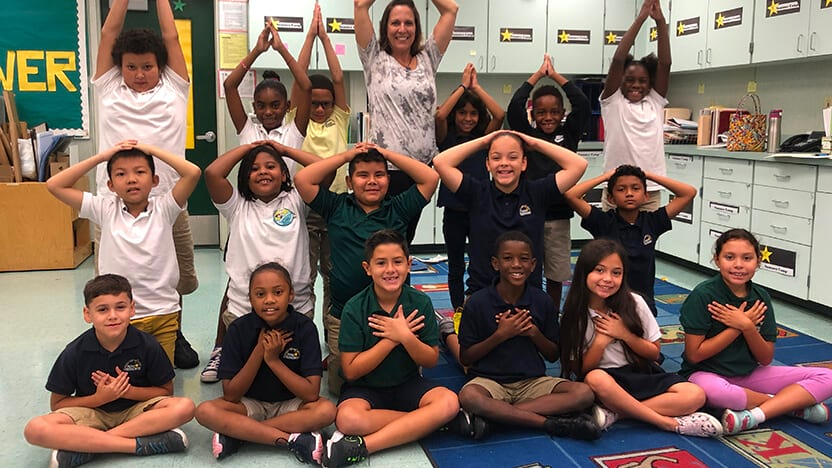 Mindfulness in Florida schools