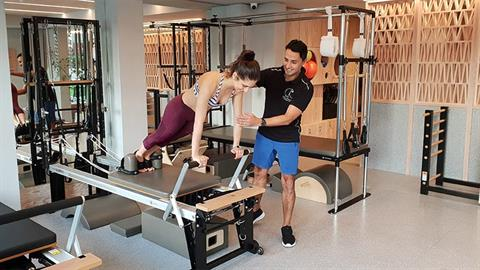 Why this osteopath is adding STOTT PILATES® for Rehab to his studio offering