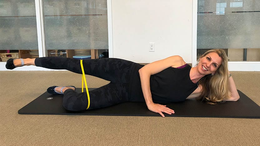 A dynamic Pilates warm-up to get you ready for the day
