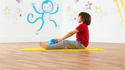 Healthy Holidays for Kids: Mindful Movement Exercises, Part 1
