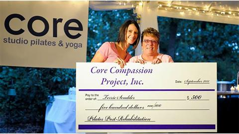 Giving Back: The Core Compassion Project