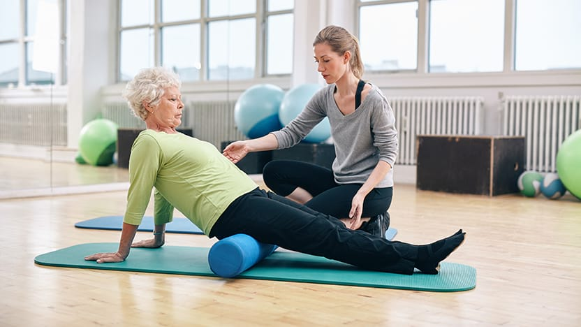 Active Aging at ICAA