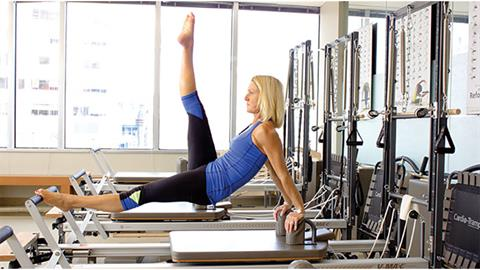 STOTT PILATES® Instructor Spotlight: Julie Midgley