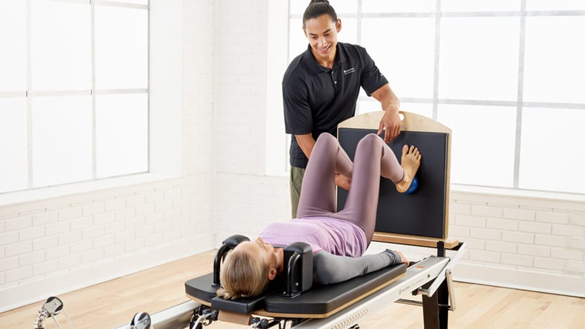 STOTT PILATES effective for rehab