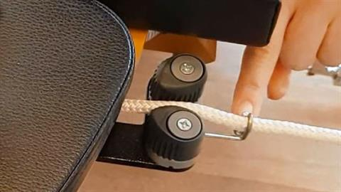 Equipment Tips: Self-Locking Rope Cleats
