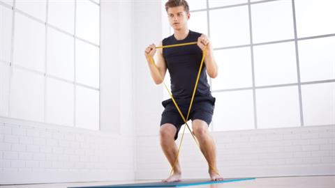 Exercise on the Go: Resistance Loop