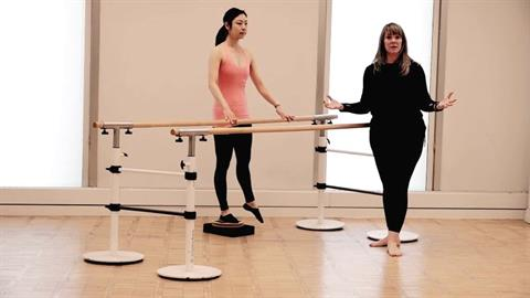 Total Barre® for Dancers: Foot Functionality