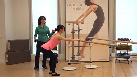Total Barre® for Special Populations: Pre-natal