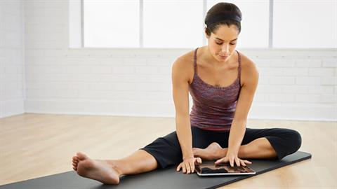 Shift your Marketing Mix: Social Media for Fitness