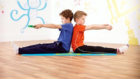 Healthy Holidays for Kids: Mindful Movement Exercises, Part 3