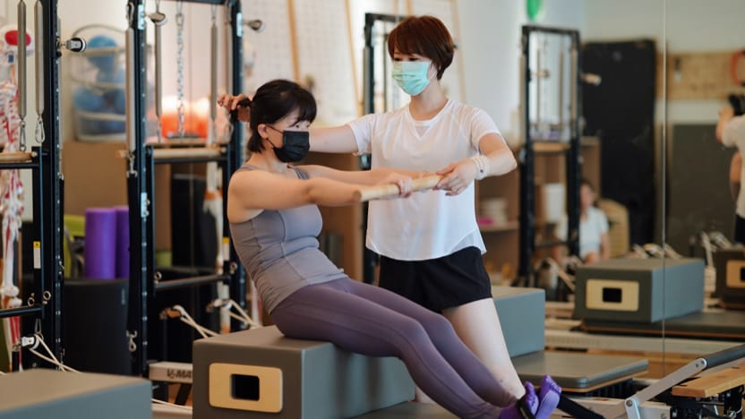 Virtual fitness the way of the future for studio owners