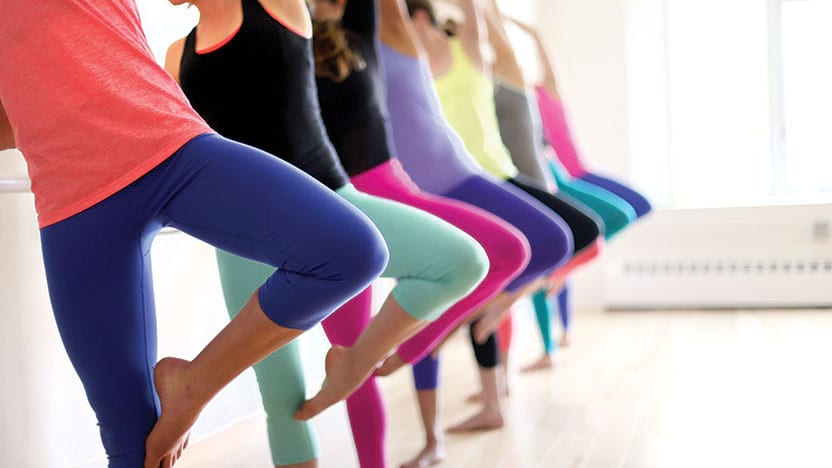 Total Barre Exercises