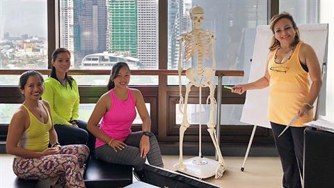 Studio Spotlight: Vivian Zapanta Pilates Studio