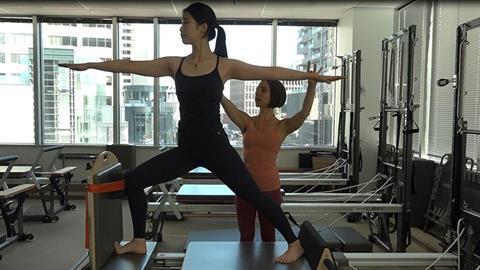 ZEN•GA® for Yoga Practitioners: Warrior 2