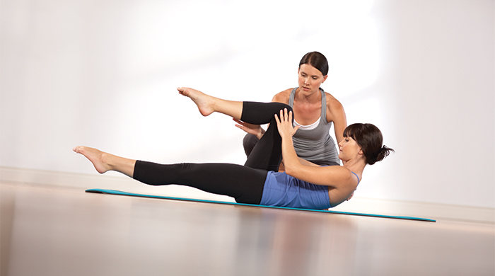 Five Basic Principles of STOTT PILATES