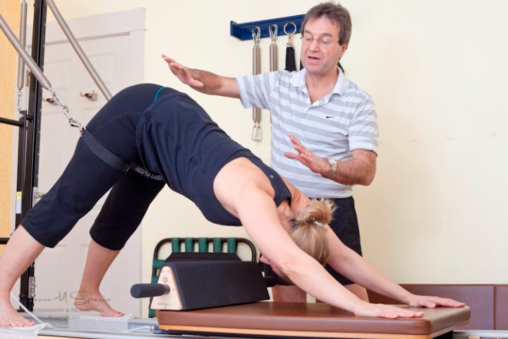 Reformer Pilates with Norm Spence