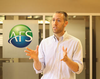 Joshua A. Leve, Founder and CEO of the Association of Fitness Studios