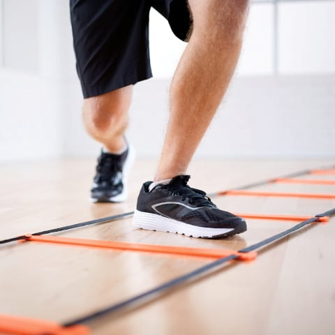 Benefits of agility exercise with Agility Ladder