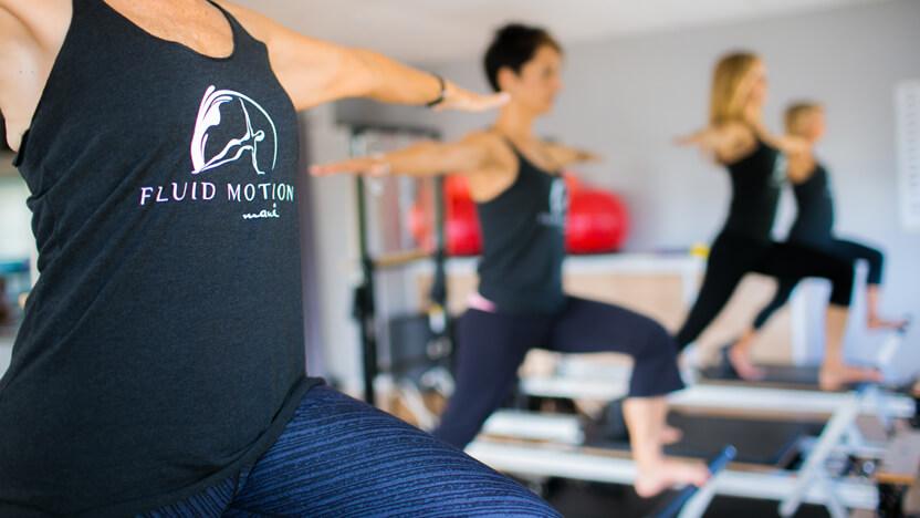 Fluid Motion Maui Merrithew Host Training Center