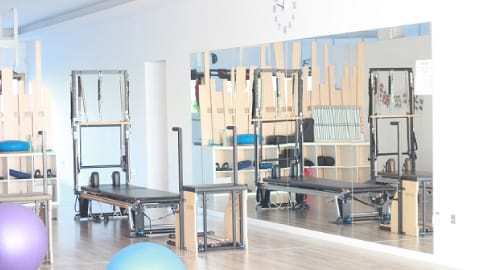 Pilates Training Zone Studio