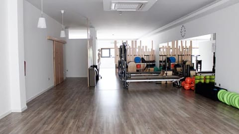 Pilates Training Zone studio equipment