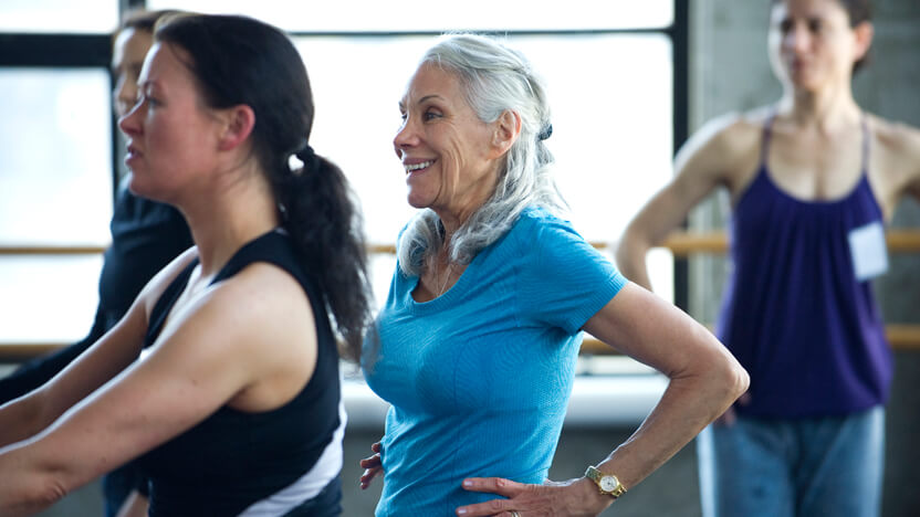 Fitness programs for older adults