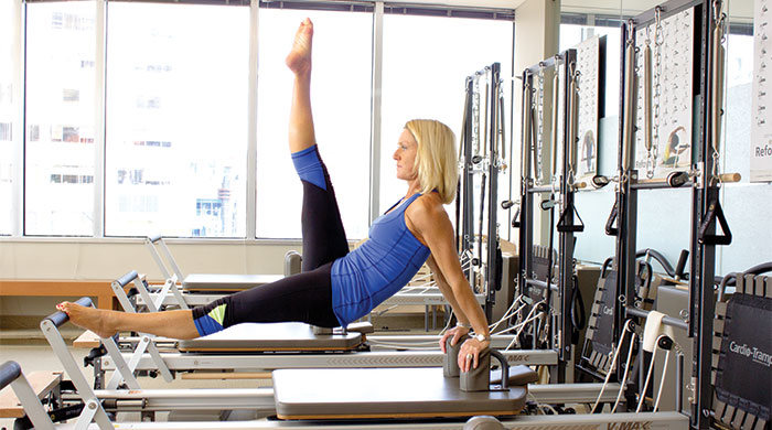 STOTT PILATES Julie Midgley