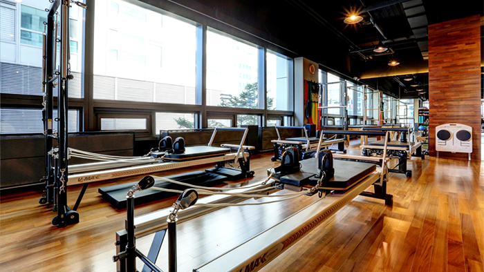 Pilates The Fit Studio Korea