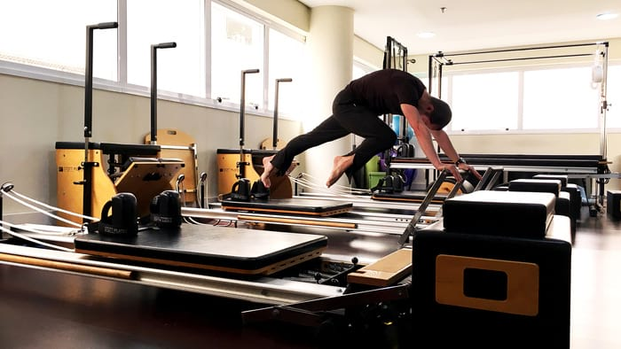 Reformer Pilates at Espaco Manawa