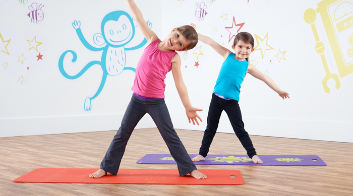 Three Ways Yoga and Pilates Benefit Kids