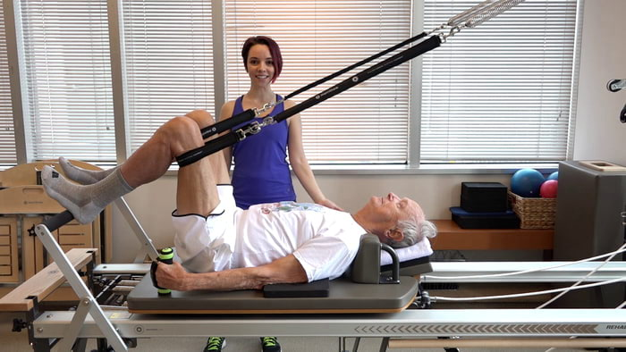 STOTT PILATES® for Active Aging: Footwork for Strength