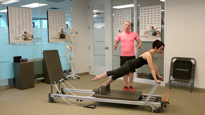 Runner Series: Bilateral and Unilateral Long Stretch