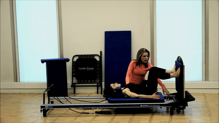 STOTT PILATES At Home Cardio Workout Jump Series