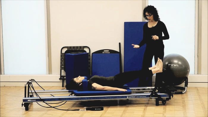 Traditional STOTT PILATES Exercises for Home