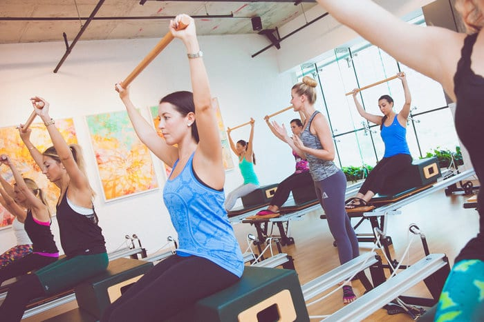 Pilates with Pole at Real Pilates in Dubai